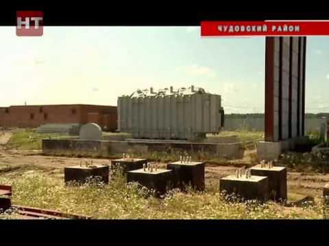 Строительство Бабиновского цементного завода зависит от возведения подстанции «Ручей»