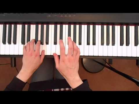 Forest Drums - Piano Adventures Level 1 demo Piano Tutorial