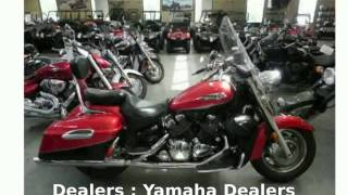 10. 2007 Yamaha Royal Star Tour Deluxe Features