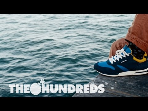 Video: The Hundreds Fall 2012 Footwear Collection