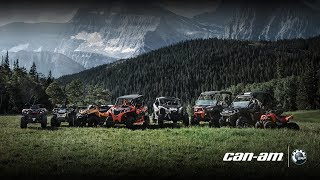 7. 2018 Can-Am Lineup
