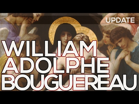 Adolphe William Bouguereau: A collection of 412 paintings (HD) *UPDATE