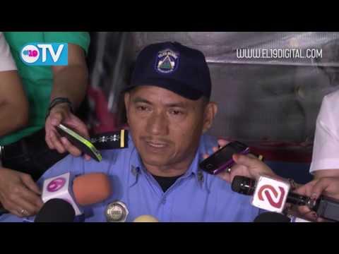 Policía Nacional de Estelí brinda informe sobre asesinato de Xiomara Cruz