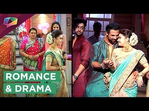 Gopi And Jaggi's Romantic Dance | Samira's Drama |