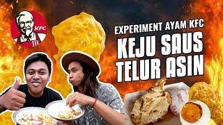Video EXPERIMENT! KFC Keju campur Telur Asin | KFC CHEESY SALTED EGG | MP3, 3GP, MP4, WEBM, AVI, FLV Maret 2018