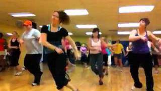 CrystalizedZumba ~ Party Rock Anthem by LMFAO