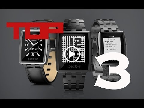 Top 3 -The Best Wearable Devices 2014