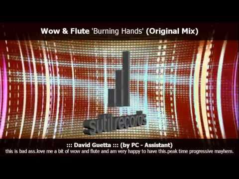 Wow & Flute - Burning Hands (Original Mix) [Sutil Records]