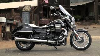 1. 2014 Moto Guzzi California 1400 Touring