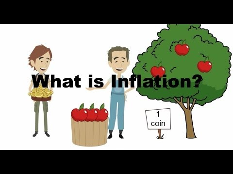 inflation - What is inflation? In this video, we examine how the expansion of a money supply can occur and the effects of inflation on an economy. http://inkwellscholars...