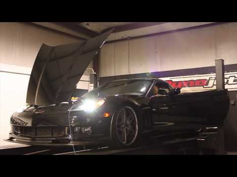 Vengeance Racing - Supercharged Grand Sport C6