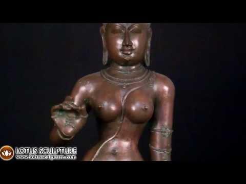 Bronze Bogashakti Statue 31