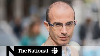 Yuval Harari warns about the potential of AI
