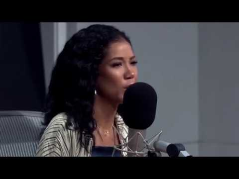 Jhené Aiko sits down with Zane Lowe & talks about working with John Mayer @ BEATS1Radio [Interview]