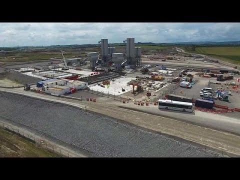 Βρετανία: «Ναι» στην κατασκευή γαλλοκινεζικού πυρηνικού αντιδραστήρα