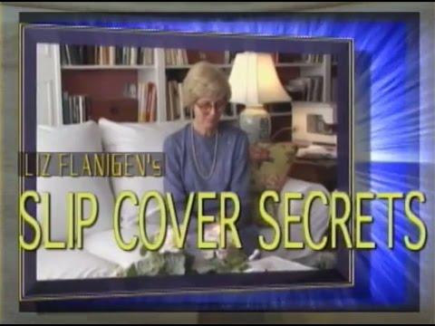 Slipcover Secrets FULL DVD