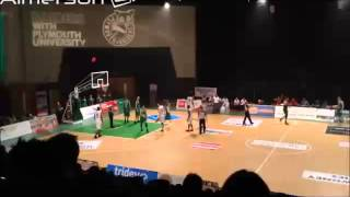BBL Game : Plymouth vs Worcester