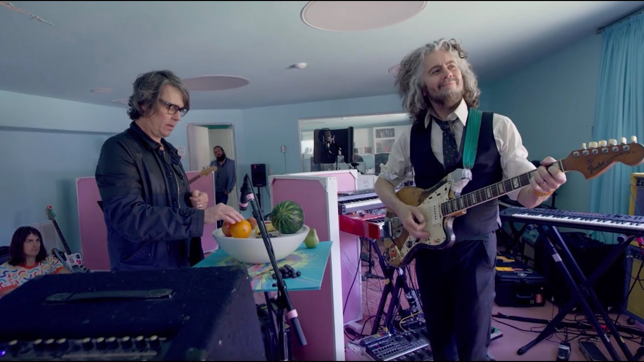 Google AI collaboration with The Flaming Lips bears fruit at I/O 2019