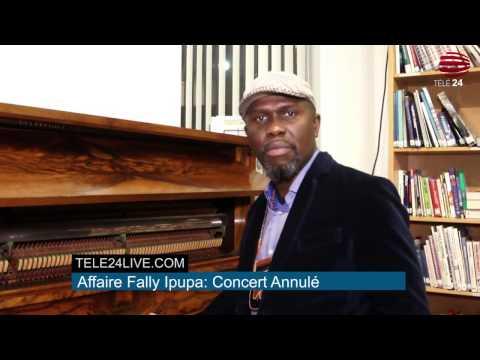 TÉLÉ 24 LIVE: Affaire Fally Ipupa: Olivier Bolya explique pourquoi le concert a été annulé