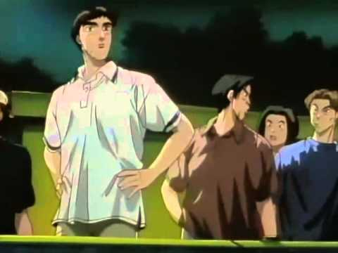 Cap 1 – Initial D First Stage Español Latino
