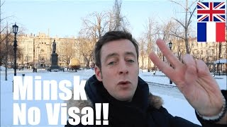 Click [cc] icon for subtitles! Email list signup: http://eepurl.com/bgDMNr In this video, you'll learn about my trip to become the first European to travel to Minsk, ...