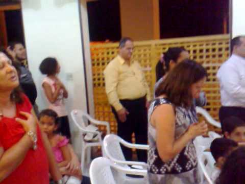 TV NAZA - Culto de inalguração da Igreja do Nazareno em Gov Valadares 1