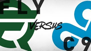 Video FLY vs. C9 - Week 9 Day 2 | NA LCS Summer Split | FlyQuest vs. Cloud9 (2018) MP3, 3GP, MP4, WEBM, AVI, FLV Agustus 2018