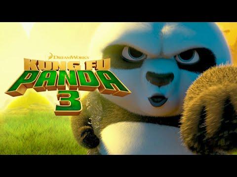 Kung Fu Panda 3 (Clip 'Po Teaches Kung Fu Bao')