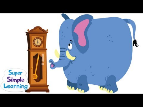 dock - Recommended for children 3 and up ^_^. More great animal songs at http://supersimplelearning.com/songs/themes-series/animals/ This Super Simple version of Hi...