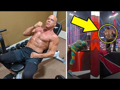 WWE Tried To Sign AEW Star! Kurt Angle Body Transformation!   WrestleTalk News