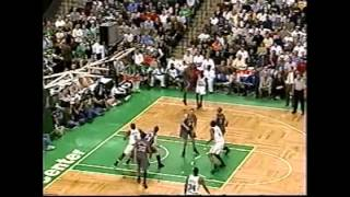 Boston Celtics' amazing 26 point comeback vs Nets (2002 ECF GM3) (2002.05.02)