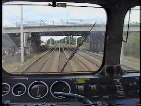 87033 Warrington - Wigan Driver`s Eye View Cab Ride