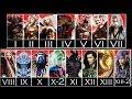 Encuesta Al Mejor Juego Final Fantasy Mi Top 5 cual Es