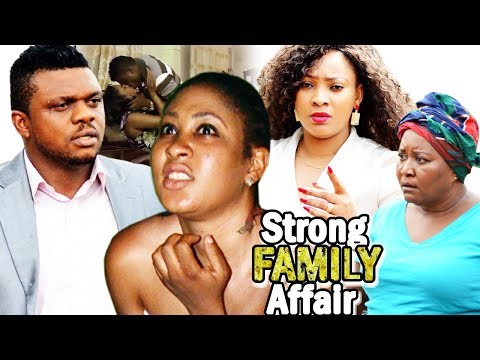 Strong Family Affair Season 1 - 2019 Latest Nigerian Nollywood Movie