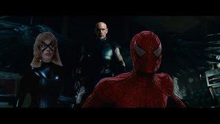 Spider-Man 4 Directed By Sam Raimi Trailer