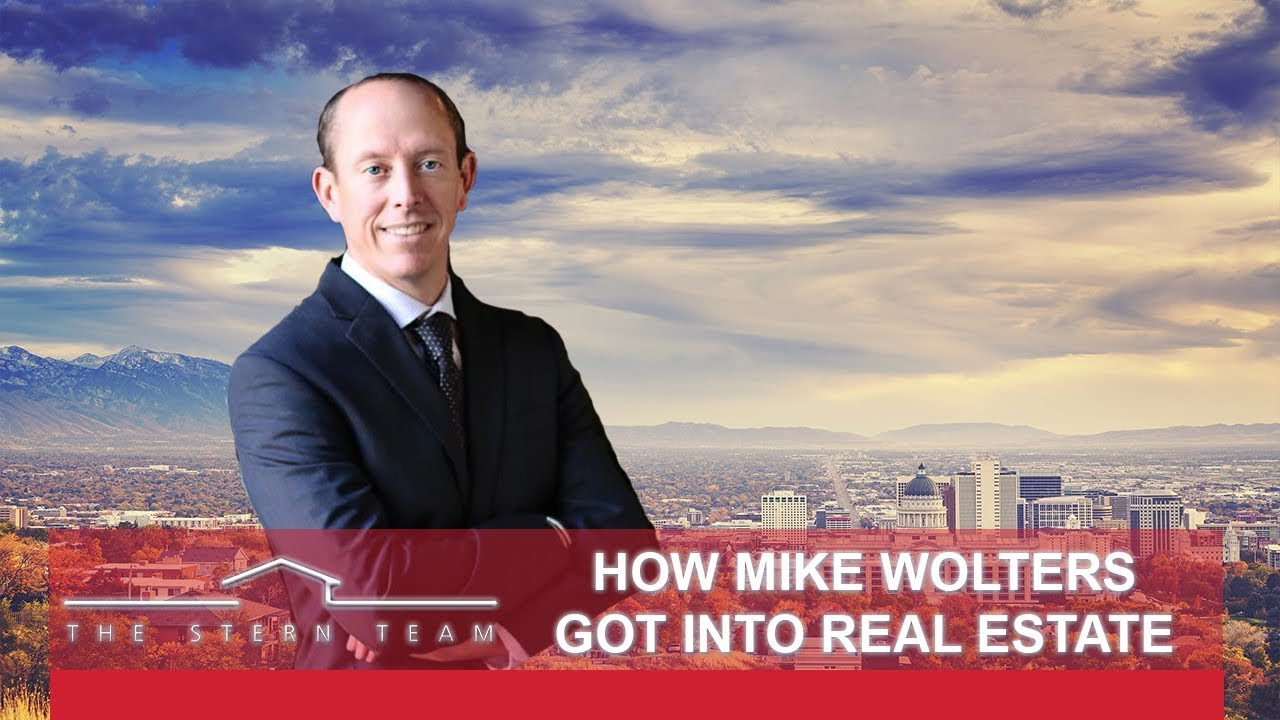 How Mike Wolters Got Into Real Estate