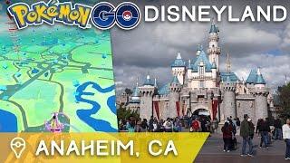 POKÉMON GO AT DISNEYLAND + FREE POKÉMON GO PLUS GIVEAWAY! by Trainer Tips