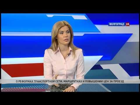 Игорь Новиков, заместитель председателя комитета транспорта и дорожного хозяйства Волгоградской области