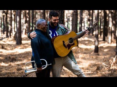 J Something and Bra Hugh Masekela team up for an inspiring new song