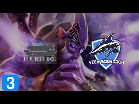 Friends vs Vega #3 - SL 3 [HL] Dota 2
