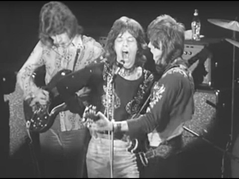 The Rolling Stones In Hamburg 1970 - Rare Footage And Concert Fragments