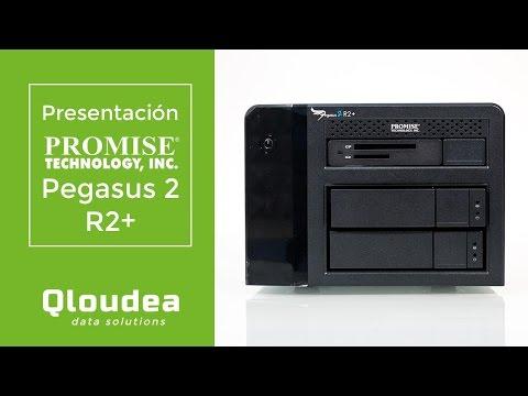 Pegasus 2 R2+ Capacidad 6TB