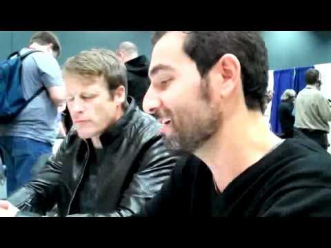 HUMAN TARGET's Matt Miller and Mark Valley talk about a potential season 3