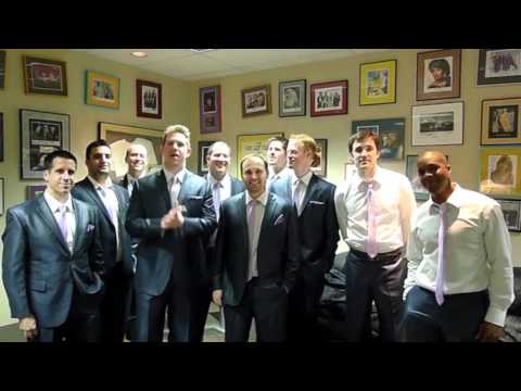Straight No Chaser - Thank You UK!