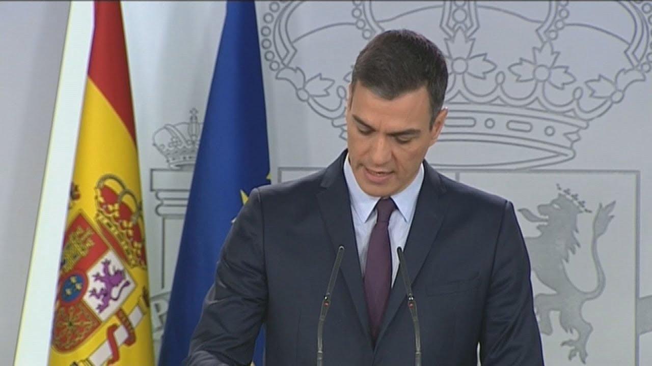 Σε πρόωρες εκλογές στις 28 Απριλίου οδηγείται η Ισπανία