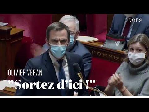Olivier Véran s'emporte face à l'opposition sur le prolongement de l'urgence sanitaire
