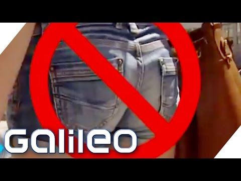 Hotpants-Verbot an Schulen? | Galileo Lunch Break