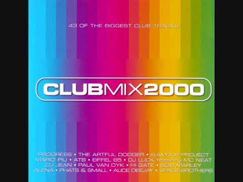 Clubmix 2000 - CD2