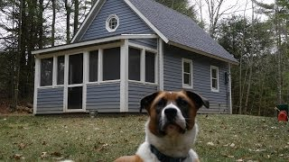 """Check out Deek's Book on Shelter and Cabin Concepts HERE... http://www.amazon.com/Humble-Simple-C... Derek """"Deek""""..."""