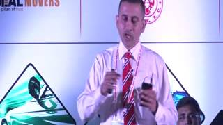 Abhiram Athawale, Director Transport, DHL India
